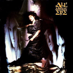All About Eve - All About Eve (LP) (VG-/G-)